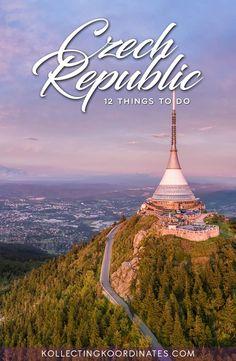 12 Things to do in Czech Republic #europe #czech #bohemia