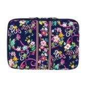 I want this is Happy Snails or Island Blooms sooooooo bad! School Desk Organization, Vera Bradley Laptop Case, 17 Inch Laptop, How To Look Pretty, Laptop Sleeves, Macbook, My Style, Bright, Ribbons