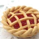 Pie polymer clay tutorial by http://www.livemaster.ru on Kollika's blog