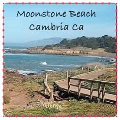 Cambria is on the central coast in California. Quiet, romantic & close to Hearst Castle & wine tasting in Paso Robles.
