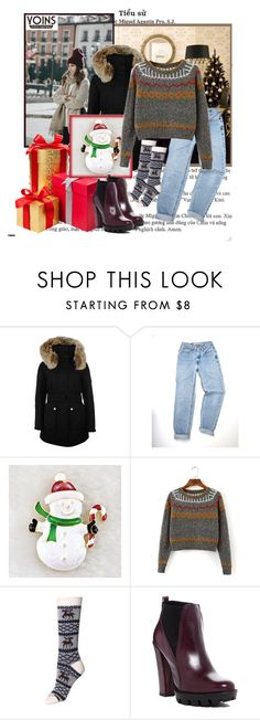 """YOINS  5"" by emily-5555 ❤ liked on Polyvore featuring K100 Karrimor and Charles David"