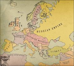 Steampunk Europe by groenbjerg on DeviantArt Old Maps, Antique Maps, Historical Maps, Historical Pictures, History Of Finland, Imaginary Maps, France Map, Map Globe, Mystery Of History
