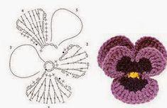 Häkelfieber: Hase, Ostereier, Vogel und Blumen