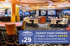 Westgate las vegas hotel & casino - vacation near the vegas strip! Las Vegas Getaways, Las Vegas Deals, Las Vegas Resorts, Vegas Vacation, Vacation Deals, Travel Deals, Travel Tips, Travel Hacks, Tips