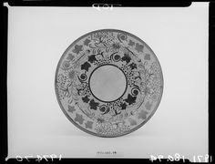 Plate, ca. 1835 | British | The Met