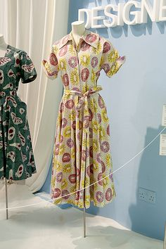 Horrockses Fashion at the Fashion and Textile Museum