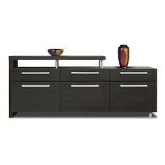 Muebles hechos para darle un toque único a tu decoración. #Muebles #Trinchador #Decoracion