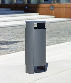 Exterior bins | Street furniture | Versio orbis Litter bin. Check it out on Architonic
