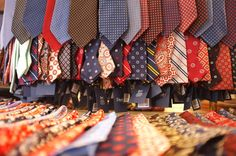 Tie Selection... a Critical Choice