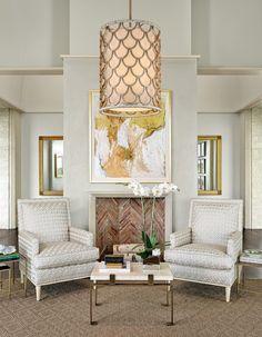 family room lighting design. Koi By Corbett Lighting. Home LightingFamily RoomsFamily Room DesignLiving Family Lighting Design N
