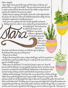 """Spring Equinox:  """"Ostara 2,"""" by jezebelwitch, at deviantART."""
