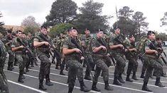 Desfile dia da Infantaria, Exército Brasileiro 20° BIB