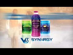 V3 Products from Synergy WorldWide  http://getyour2now.com/healthtwowealth