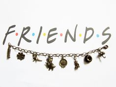 Friends Charm Bracelet | 38 Perfect Pieces Of Jewelry To Share With Your Best Friend