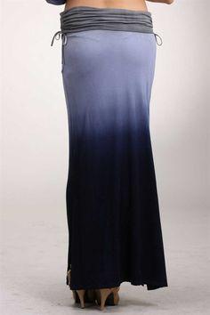Skylar Watercolor Skirt