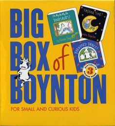 Big Box of Boynton: Barnyard Dance! / Pajama Time! / Oh My Oh My Oh Dinosaurs!
