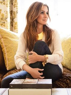 aerin lauder | Aerin Lauder | Long + Luxurious