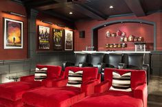 Numerous home theater seating alternatives for you to discover. See extra ideas concerning Home theater seats, Home theater as well as Theater seating.