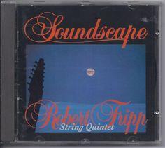 Robert Fripp Soundscape CD (Avantgarde Jazz, Art Rock, Progressive)
