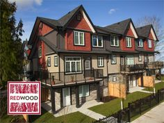 Redwood Townhomes currently has two display homes available for viewing, which are opened daily from 12-5pm (Closed on Fridays).