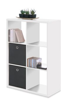 Max-6 Shelving Unit White