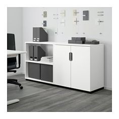 "GALANT Storage combination, white - 63x31 1/2 "" - IKEA"