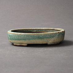 Small Bonsai pot for Shohin Bonsai by hamazo on Etsy, $30.00