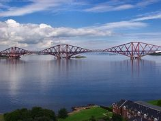 Forth Rail Bridge - 19th cent. Scottish enginnering at its best!