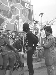 特撮スタジオ探訪録:仮面ライダー