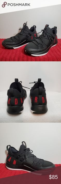 Aa1344 007 Men's Air Jordan Trainer Pro Black University