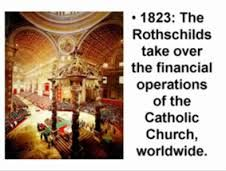 Proves that The Catholic popes and popes in training are corrucpted by the illumantti