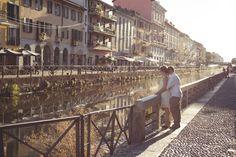 Ensaio pre-wedding na Itália