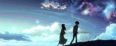 GoBoiano - 12 Ways You Know You're Watching A Makoto Shinkai Anime