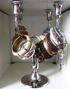 Candelabra for jewelry | elfsacks