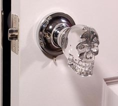 Krystal Touch of NY Inc. exclusive collection of custom crafted crystal door knobs goes a step above the rest. With well etched unique designs and features interchangeable crystal knobs. Battery powered smart sensory LED lighting upon touch activation will provide a more safe passage way to darken areas. Engineered brass base hardware for tough long lasting durability available in various finishes measured to fit all standard size doors (1-3/8 and 1-3/4) thickness. A superior high quality K9…