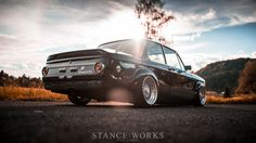 A beautiful resto-mod: Oliver Grimme's 1973 BMW 2002 Tii