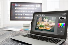 Find Photographer Camera Editor Monitor Design Laptop stock images in HD and millions of other royalty-free stock photos, illustrations and vectors in the Shutterstock collection. Learn Photoshop, Free Photoshop, Photo Retouching, Photo Editing, Photoshop Retouching, Editing Photos, Photoshop Actions, Linux, Good Video Editing Apps