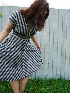 Introducing Cake Patterns- Fun, Sewable, Wearable clothes for busy women.  And always with pockets.