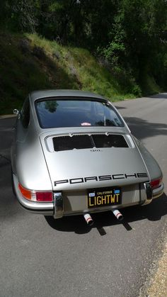 Tilton's R Gruppe Porsche 911 Rear- I miss my race car...