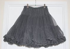 Petticoat pattern how-to