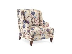 Shop for John Richard Chair-No Skirt, SOC-1011-10-F573, and other Living Room Chairs at High Country Furniture & Design in Waynesville, NC - North Carolina.