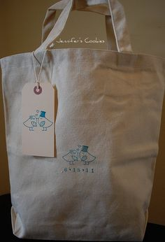 gift bag for guest