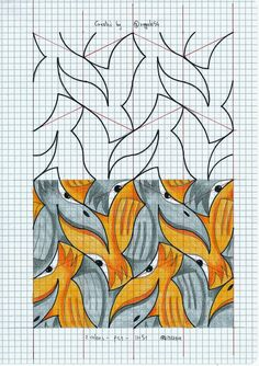 57 best Symmetry @regolo54 images on Pinterest | Tile wallpaper ...