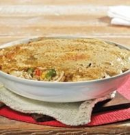 There is no meal more comforting than Chicken Pie
