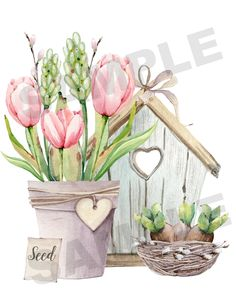 The Everyday Home shares three FREE Spring Printables, including a Calendar and two frameable pieces of artwork you could add to your Spring decor. Watercolor Cards, Watercolor Flowers, Watercolor Paintings, Face Paintings, Subway Art, Spring Crafts, Printable Wall Art, Flower Art, Free Printables
