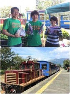 南阿蘇鉄道の高森駅にて14時半までマルシェが開催されてますトロッコ列車も見れてラッキーでした()    神様がハネムーンを楽しんだまち南阿蘇 高森町 http://ift.tt/2ciuH0l]