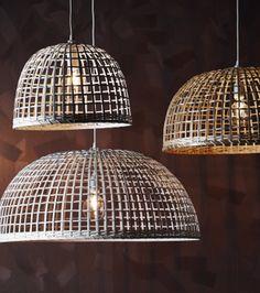 Hönö bamboo lamp - Mio