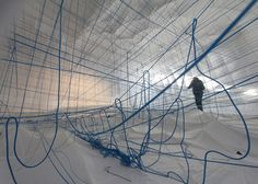 """""""This creates the impossibility of perception of scale and direction, and results in a simultaneous feeling of immenseness and absence of space,"""" they added."""
