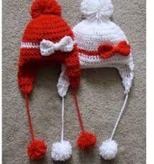 Resultado de imagem para touca de croche para bebe Ganchillo Gorros 773bce31e89
