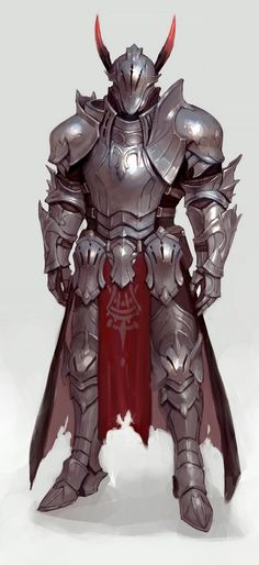 Tri-Eye Jewelry Guardian in Market Fantasy Character Design, Character Design Inspiration, Character Concept, Character Art, Medieval Armor, Medieval Fantasy, Fantasy Armor, Dark Fantasy Art, Dnd Characters